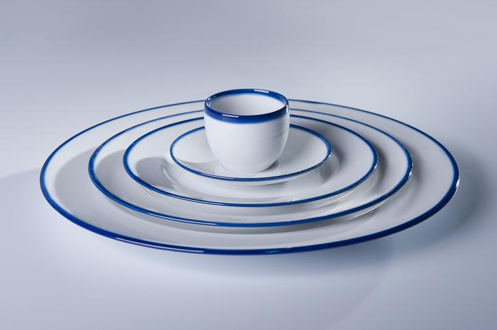 """""""Blue Line"""", Ćmielów Design Studio (źródło: materiały prasowe organizatora)"""
