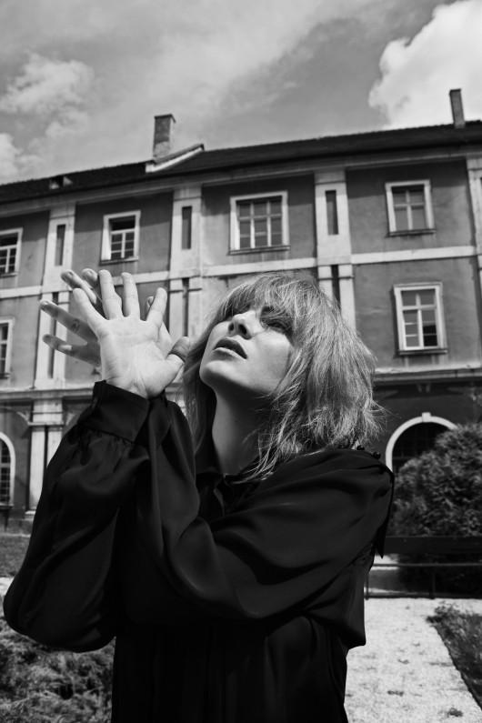 Julia Marcell, fot. Krzysztof Wyżyński (źródło: materiały prasowe organizatora)