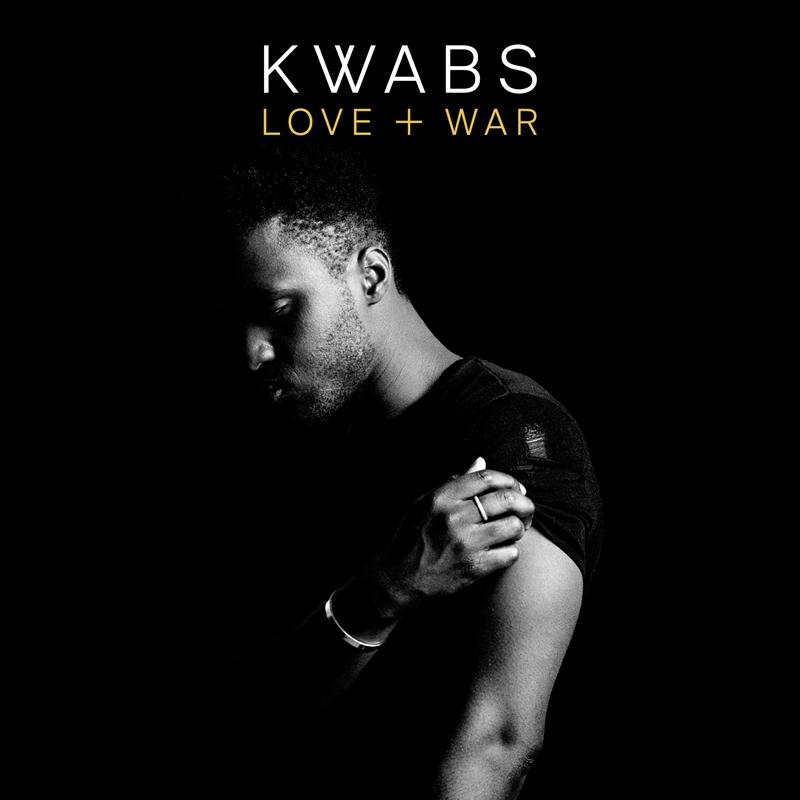 """""""Love + War"""" Kwabs (źródło: materiały prasowe wydawcy)"""