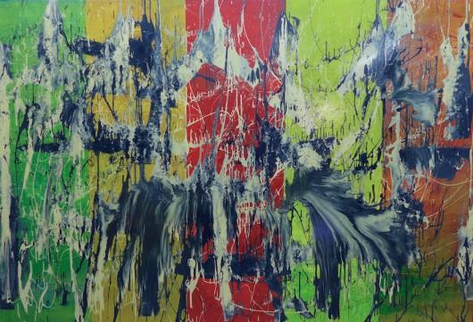 Manfred Dörner, z wystawy w Mia Art Gallery we Wrocławiu (źrodło: materiały prasowe organizatora)