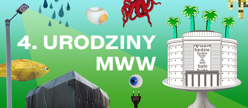 4. urodziny Muzeum Współczesnego Wrocław (źródło: materiały prasowe organizatora)