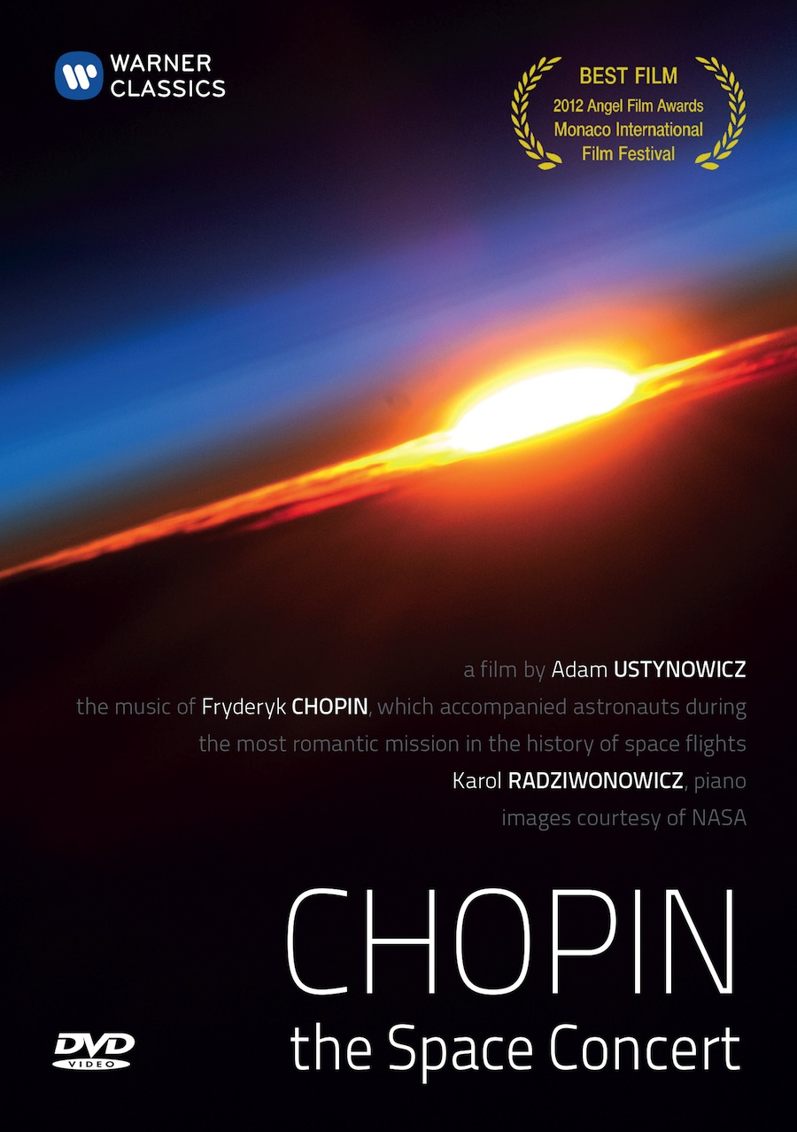 """""""Chopin the Space Concert"""", reż. Adam Ustynowicz (źródło: materiały prasowe)"""