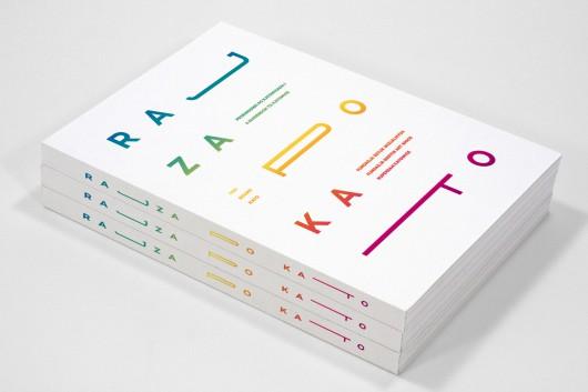 """""""Rajza po Kato"""", okładka (źródło: materiały prasowe organizatora)"""