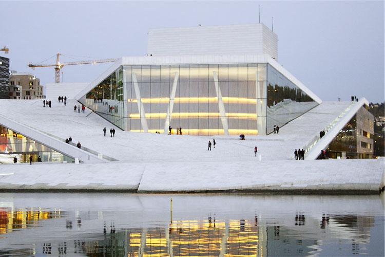 Margreth Olin, Opera w Oslo (źródło: materiały prasowe organizatora)