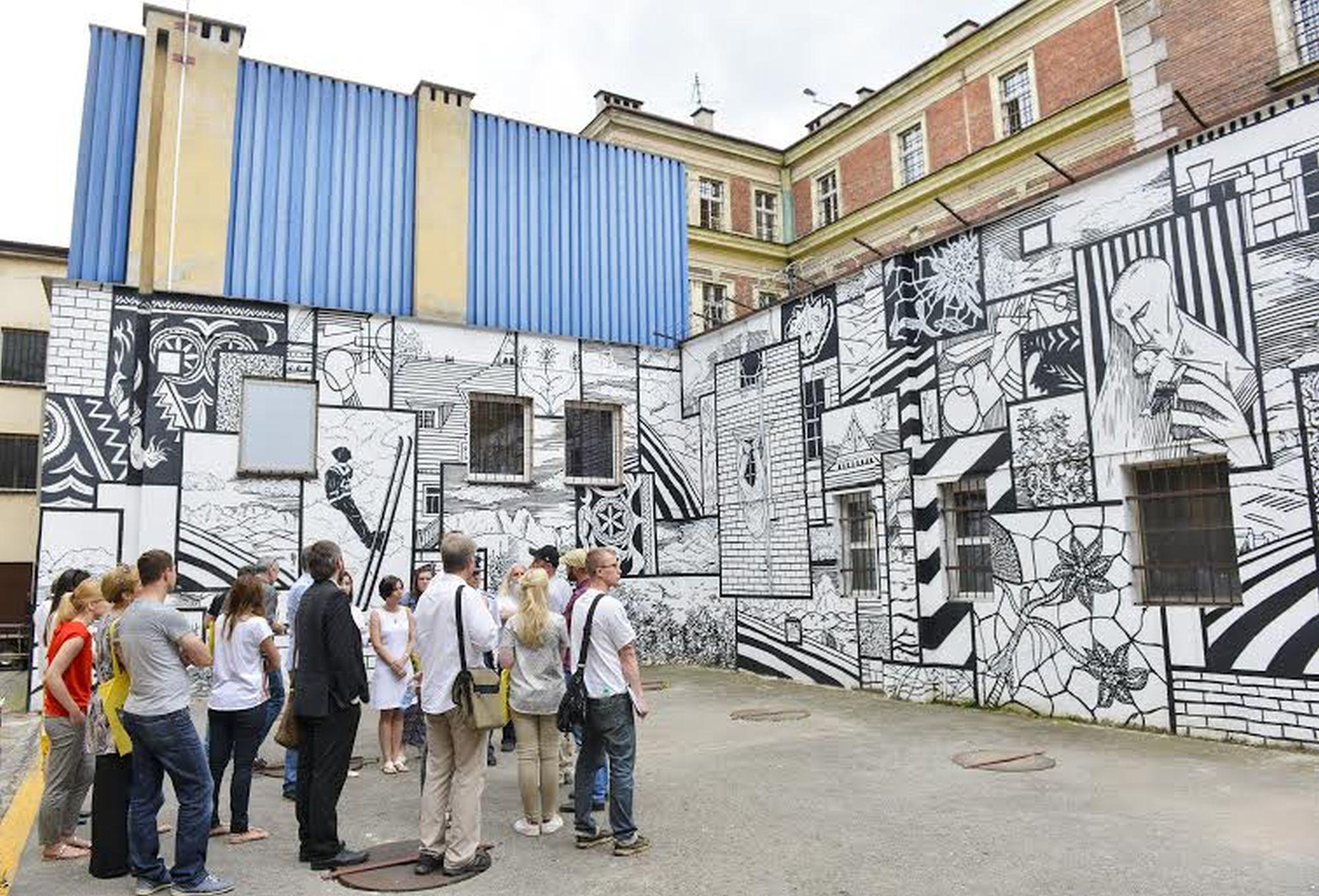 Wakacyjne spotkania ze sztuką street artu (źródło: materiały prasowe)