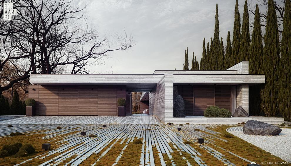 World Architecture Award – 20+10+X. Wyróżnienie dla pracowni 81.WAW.PL – Dom horyzontalny