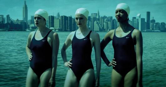 """Izabella Gustowska, """"Nowy Jork i dziewczyna"""", fotografia dzięki uprzejmości artystki (źródło: materiały prasowe organizatora)"""