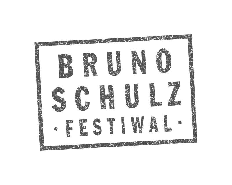 Bruno Schulz. Festiwal – logo (źródło: materiały prasowe organizatora)