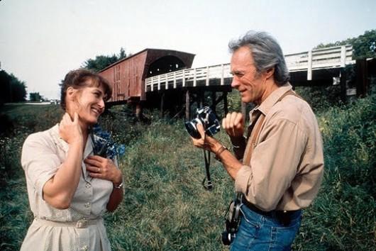"""""""Co się wydarzyło w Madison County"""", reż. Clint Eastwood (źródło: materiały prasowe)"""