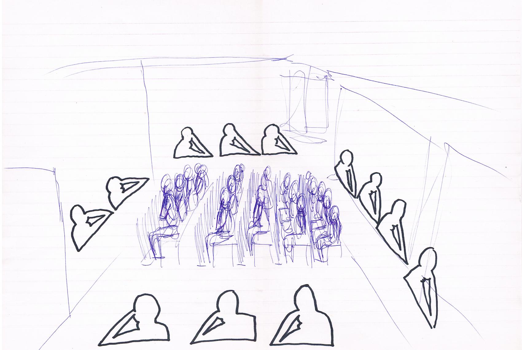 Magdalena Starska, rysunek (źródło: materiały prasowe organizatora)