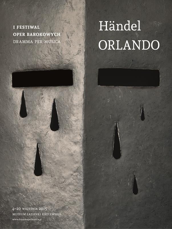 "I Festiwal Oper Barokowych ""Dramma per Musica"" – plakat (źródło: materiały prasowe)"