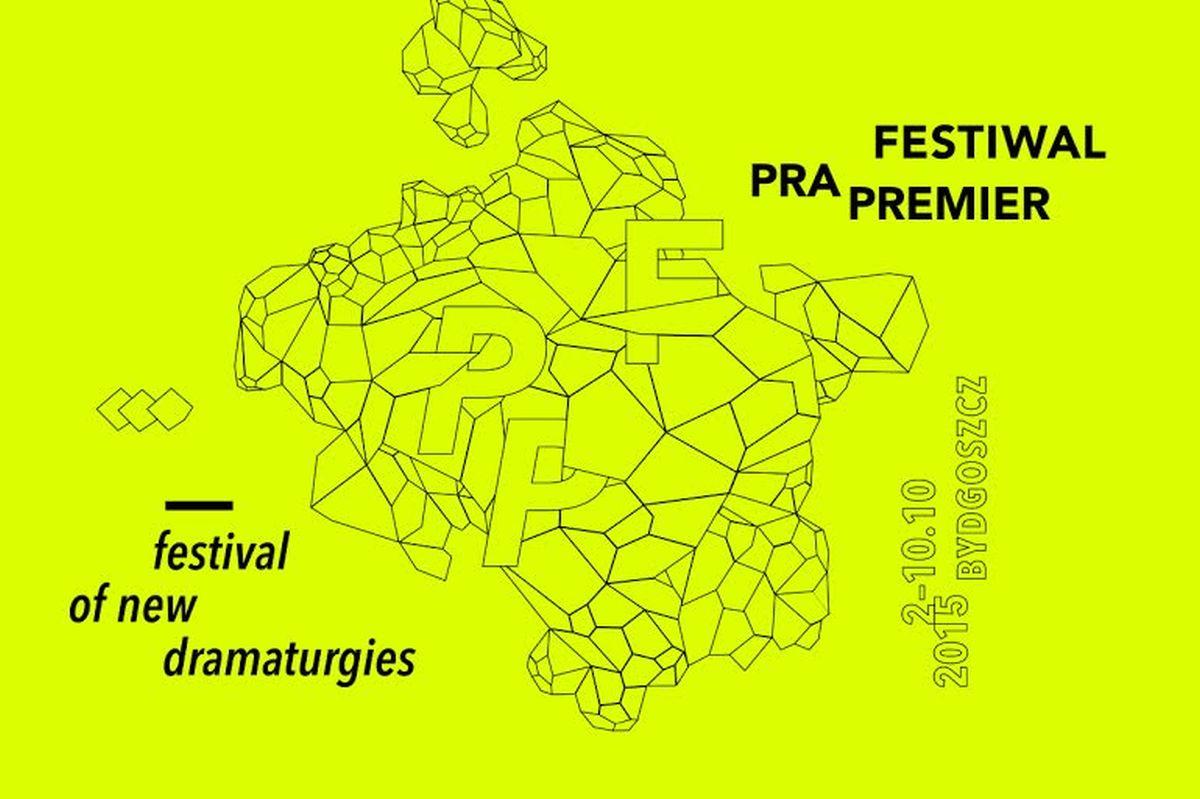 Festiwal Prapremier – plakat (źródło: materiały prasowe)