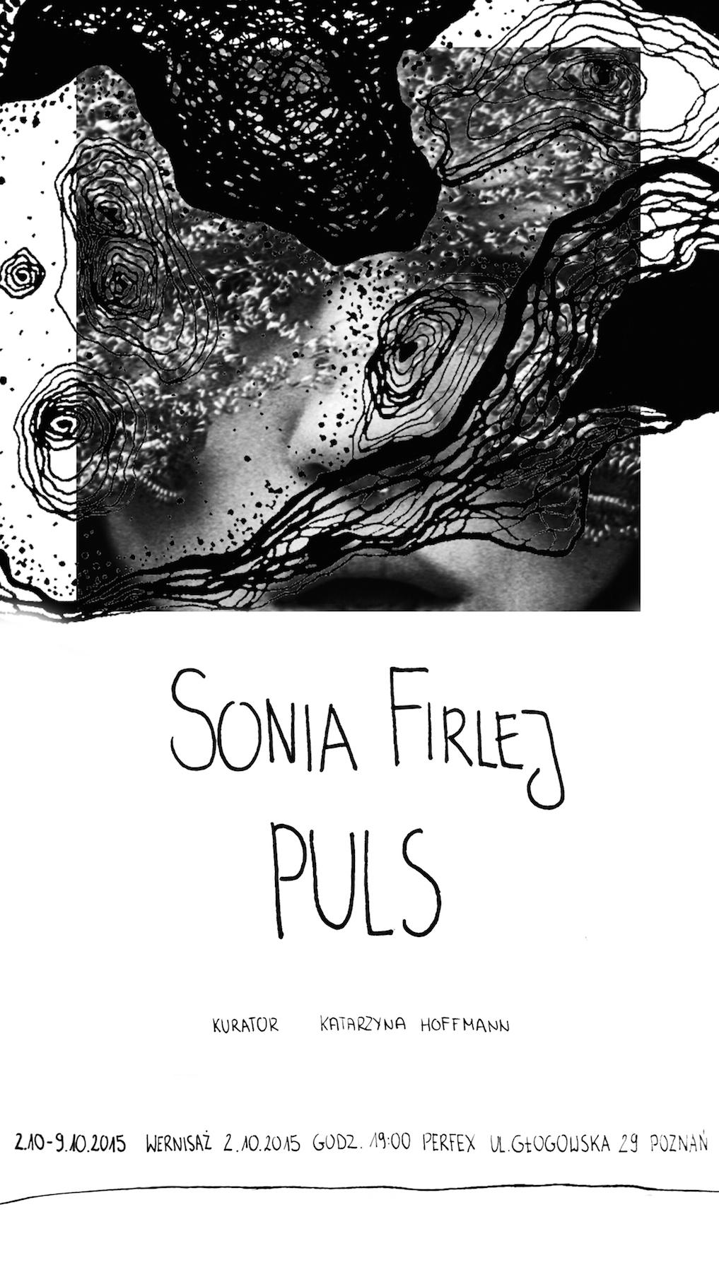 """Sonia Firlej, wystawa """"Puls"""" (źródło: materiały prasowe organizatora)"""