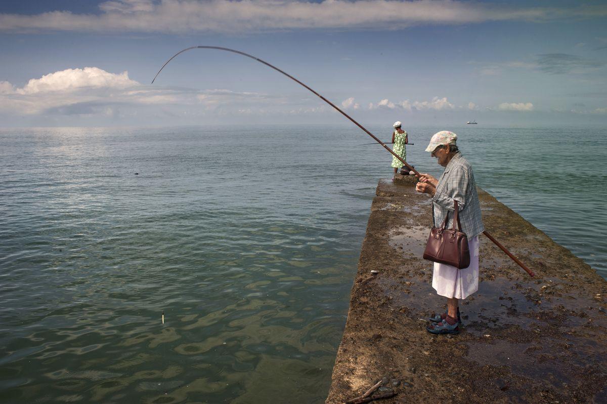"Petrut Calinescu, ""The Black Sea"", fotografia (źródło: materiały prasowe organizatora)"