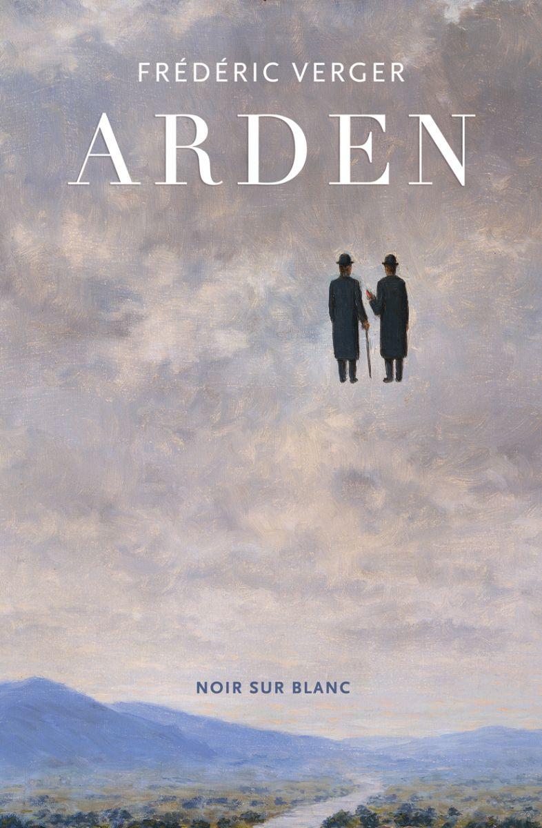"""Frédéric Verger, """"Arden"""" – okładka (źródło: materiały prasowe wydawcy)"""