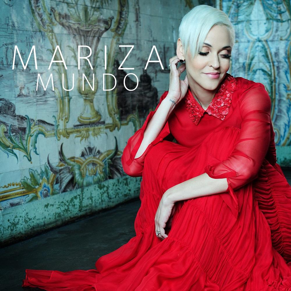 """Mariza """"Mundo"""" (źródło: materiały prasowe wydawcy)"""