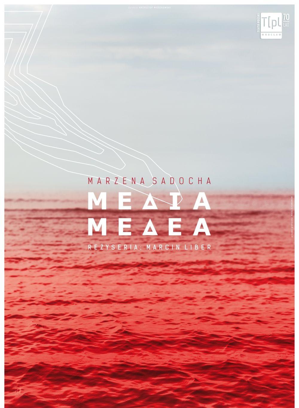 """""""Media Medea"""" – plakat (źródło: materiały prasowe)"""