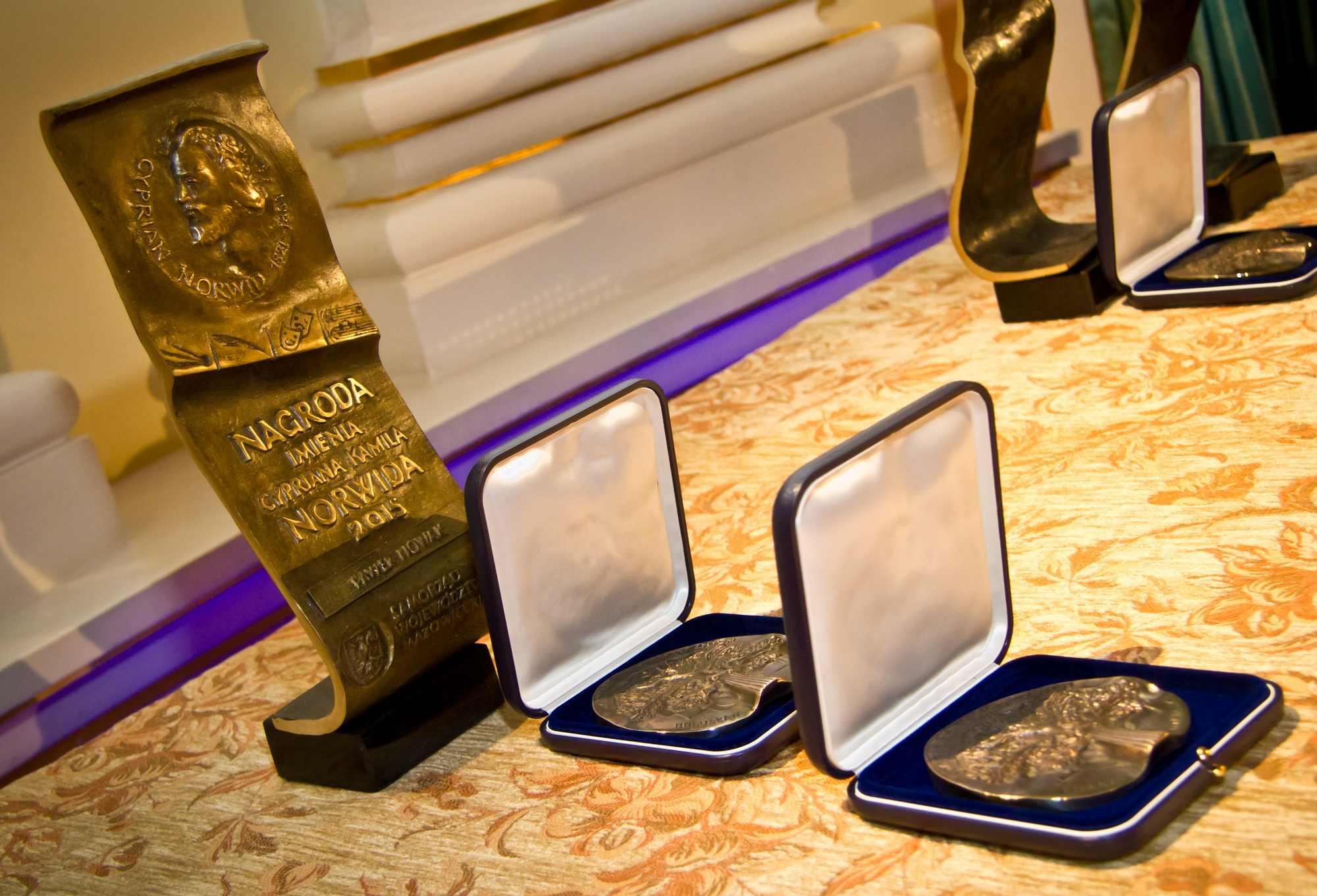 Nagrody im. Cypriana Kamila Norwida (źródło: materiały prasowe organizatora)