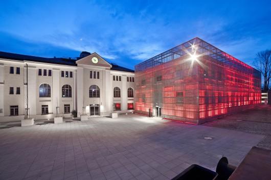 Nizio Design International, Stara Kopalnia – Centrum Nauki i Sztuki w Wałbrzychu (źródło: materiały prasowe organizatora)