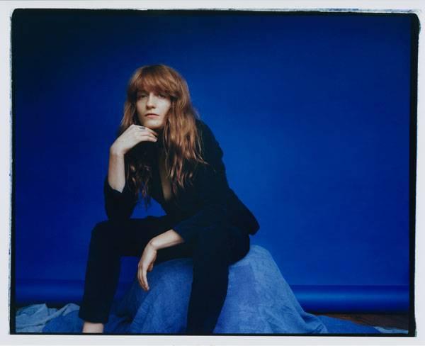 Florence Welch (źródło: materiały prasowe)