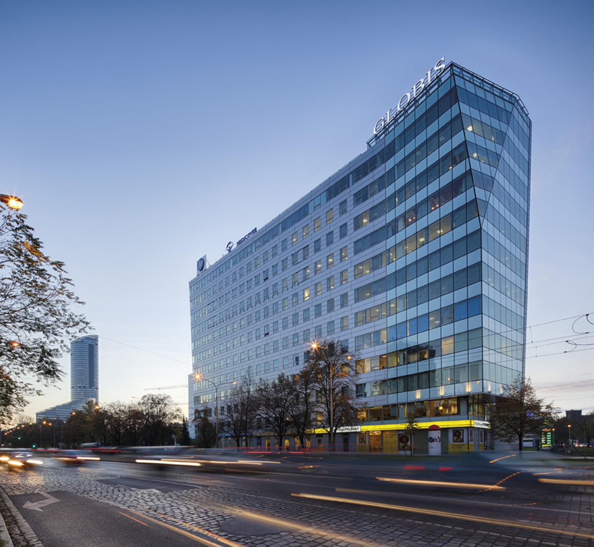 Biurowiec Globe Trade Centre GLOBIS, Wrocław 2006, proj. Studio EL (źródło: materiały prasowe organizatora)