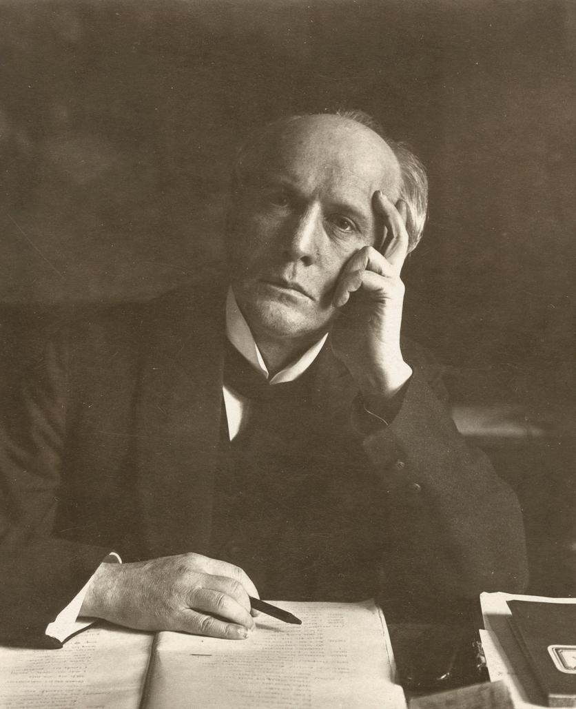 Tadeusz Pawlikowski, fot. Wacław Szymborski, Kraków, ok. 1915 (źródło: materiały prasowe)