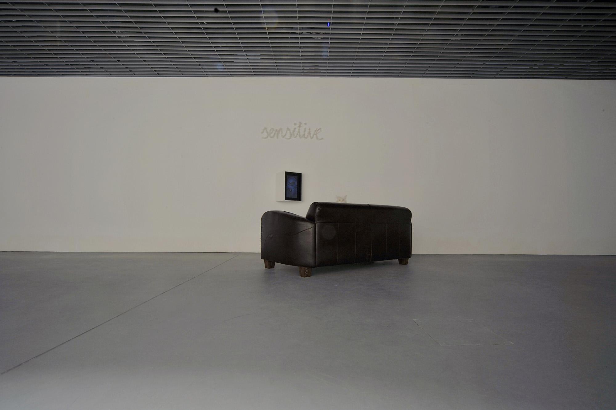"""Wystawa """"Czekalska + Golec. 69% CRUELTY FREE"""", fot. Łukasz Golec (źródło: materiały prasowe organizatora)"""