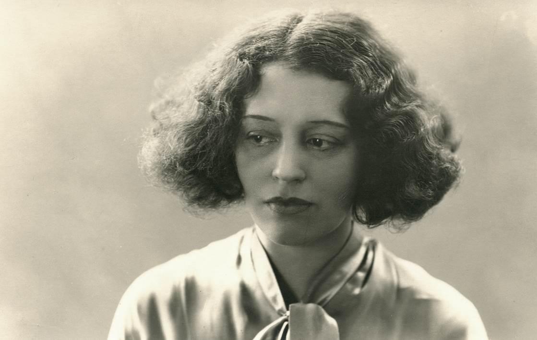 Zofia Stryjeńska, koniec lat 20. XX wieku, fot. z archiwum rodziny Stryjeńskich (źródło: materiały prasowe organizatora)