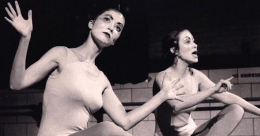 """Kadr z filmu """"Teatr bez widzów"""" (źródło: materiały prasowe)"""