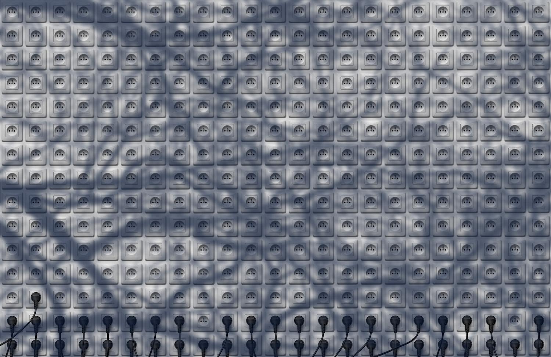 """Mateusz Sadowski, """"Obrazy nieplanowane"""", 2014 (źródło: materiały prasowe organizatora)"""