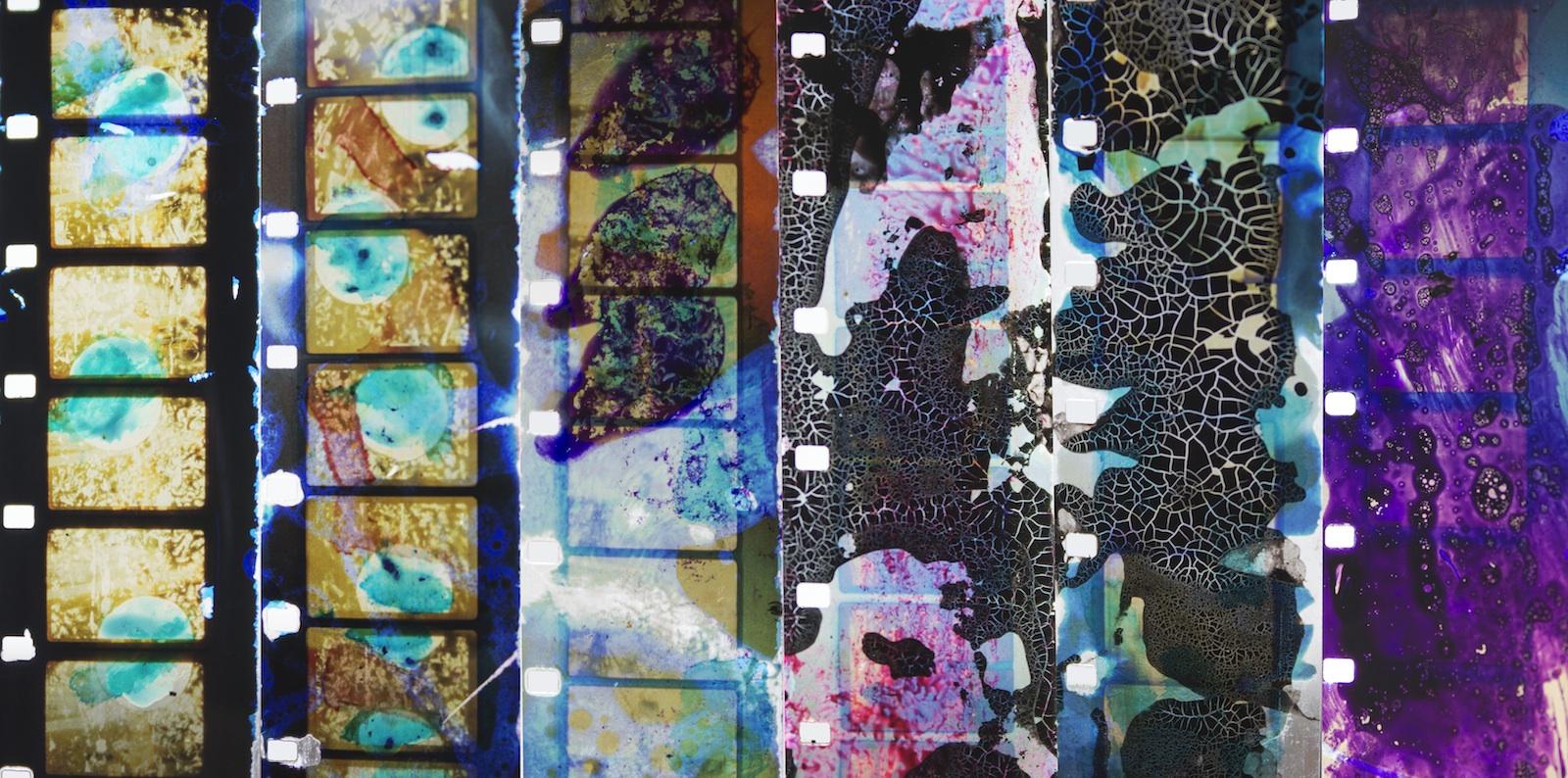 """Pedro Ferreira, """"Fragments"""" (źródło: materiały prasowe organizatora)"""