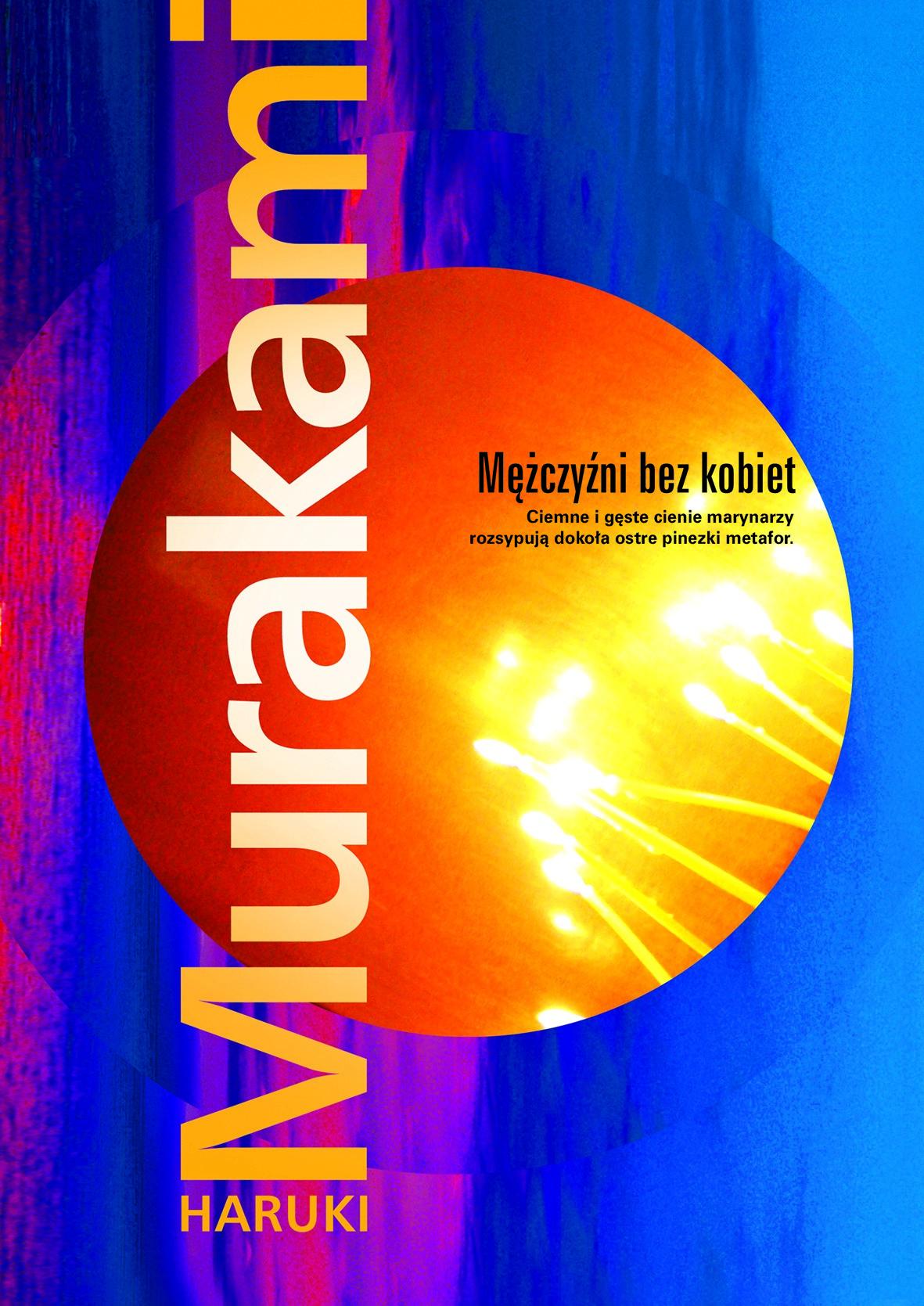 """Haruki Murakami, """"Mężczyźni bez kobiet"""" – okładka (źródło: materiały prasowe)"""