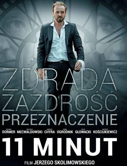 """""""11 minut"""", reż. Jerzy Skolimowski (źródło: materiały prasowe)"""