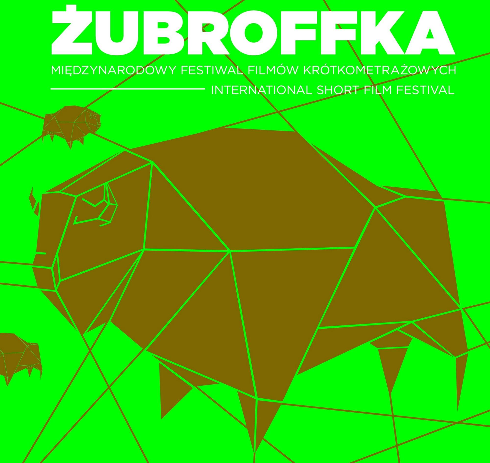 Międzynarodowy Festiwal Filmów Krótkometrażowych ŻubrOFFka – logo (źródło: materiały prasowe)