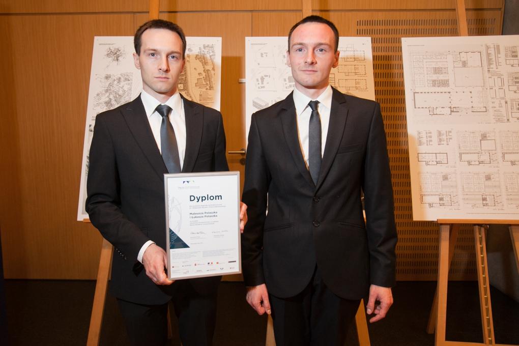 Mateusz Polaszek i Łukasz Polaszek, fotografia (źródło: materiały prasowe organizatora)