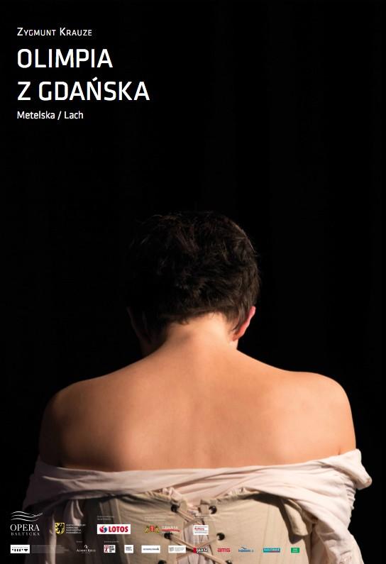 """""""Olimpia z Gdańska"""", reż. Zygmunt Krauze – plakat (źródło: materiały prasowe)"""