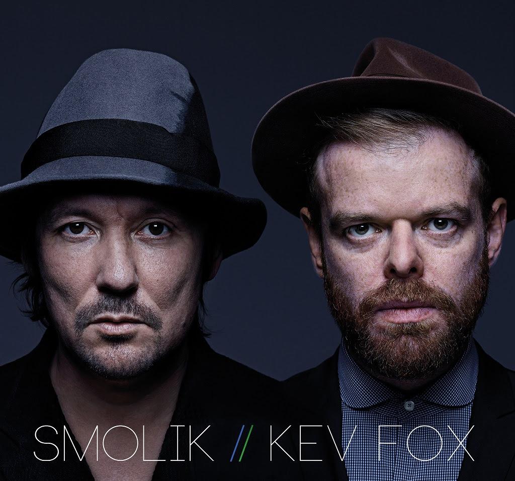 """""""Smolik / Kev Fox"""" – okładka płyty (źródło: materiały prasowe wydawcy)"""