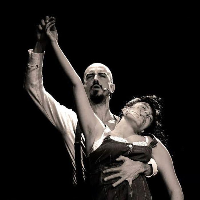 """""""Szyc"""", Teatr Barakah, fot. Bartosz Tryboń (źródło: materiały prasowe)"""