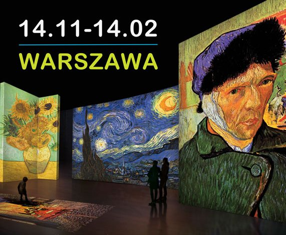"""Van Gogh Alive – The Experience"" – plakat (źródło: materiały prasowe)"