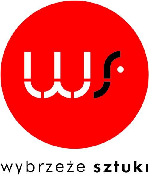 """Teatr Wybrzeże, """"Wybrzeże sztuki"""" − logotyp festiwalu (źródło: materiały prasowe)"""