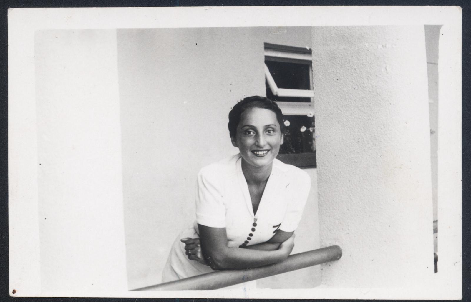 Zuzanna Ginczanka, fotografia (źródło: materiały prasowe organizatora)