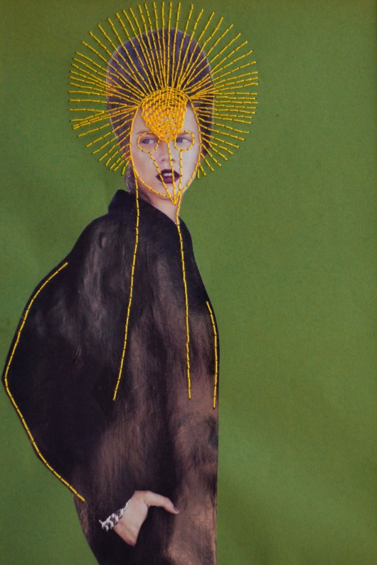 """Anna Chudzik-Pawlik, """"Birds II"""" (źródło: materiały prasowe organizatora)"""