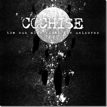 """Cochise, """"The Sun Also Rises For Unicorns"""" – okładka płyty (źródło: materiały prasowe wydawcy)"""