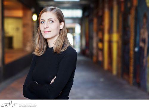 Eleanor Catton, fot. Robert Catto (źródło: materiały prasowe organizatora)