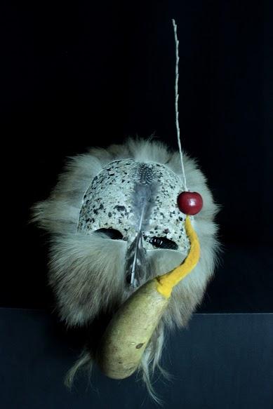 """Przemysław Branas, """"Maska erekcyjna"""", 2014 (źródło: materiały projektowe organizatora)"""