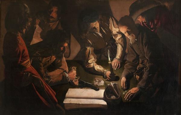 """Georges de La Tour, """"U lichwiarza"""" (źródło: materiały prasowe organizatora)"""