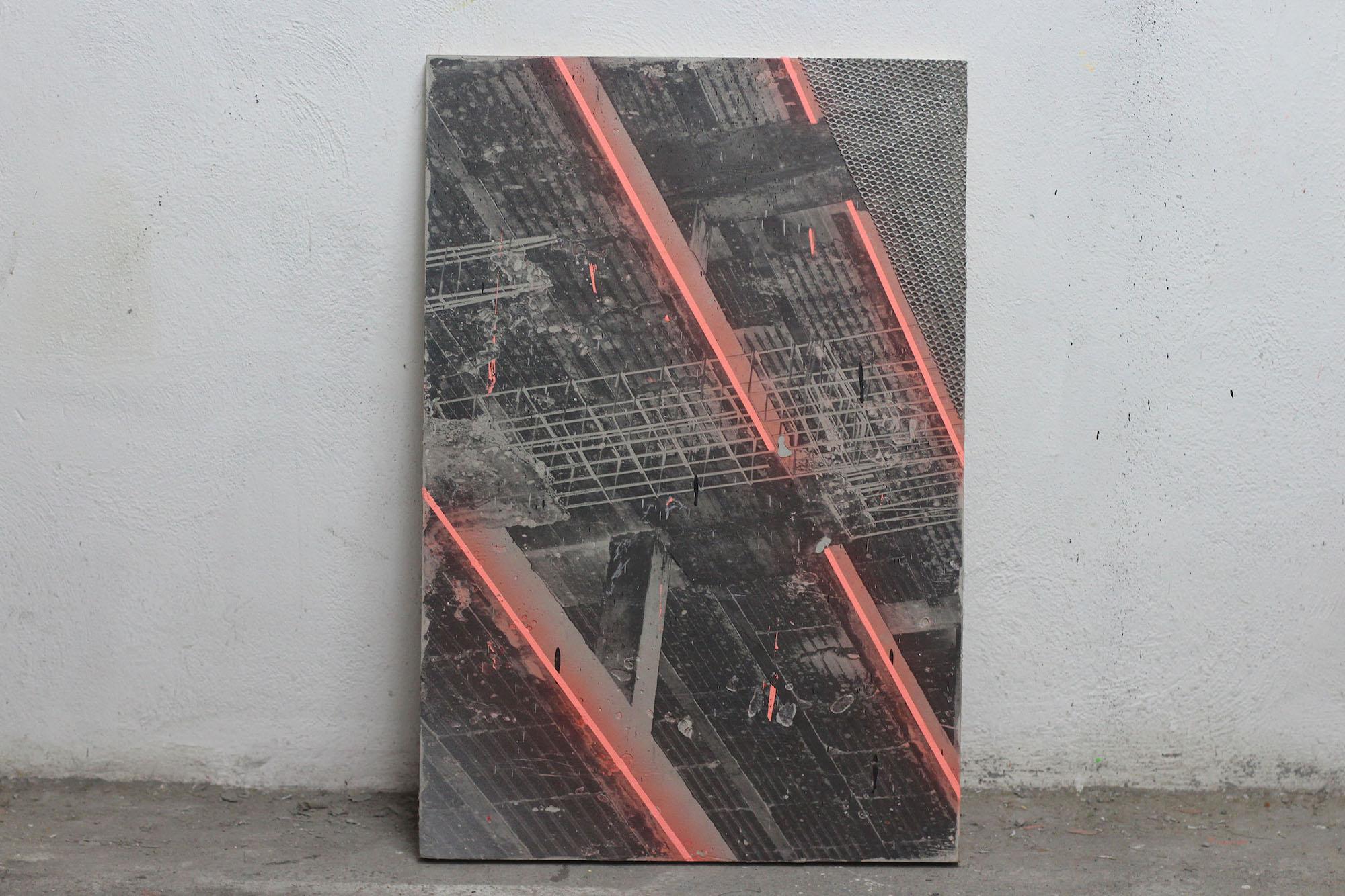 """Keke Vilabelda, wystawa """"Brand New Ruins"""" (źródło: materiały prasowe organizatora)"""