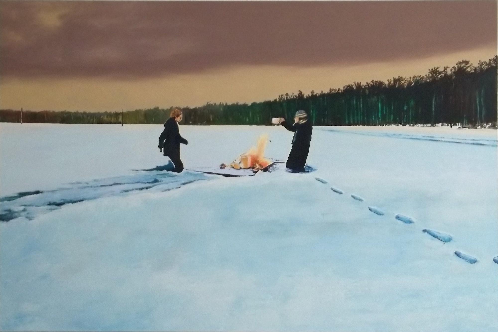 """Pater Bogatka, """"Winter 2"""" (źródło: materiały prasowe organizatora)"""