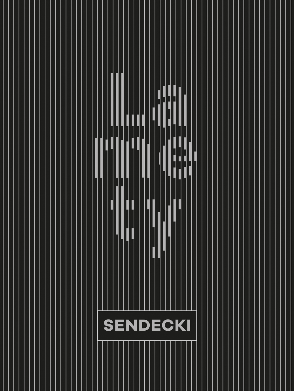 """Marcin Sendecki, """"Lamety"""" – okładka (źródło: materiały prasowe)"""