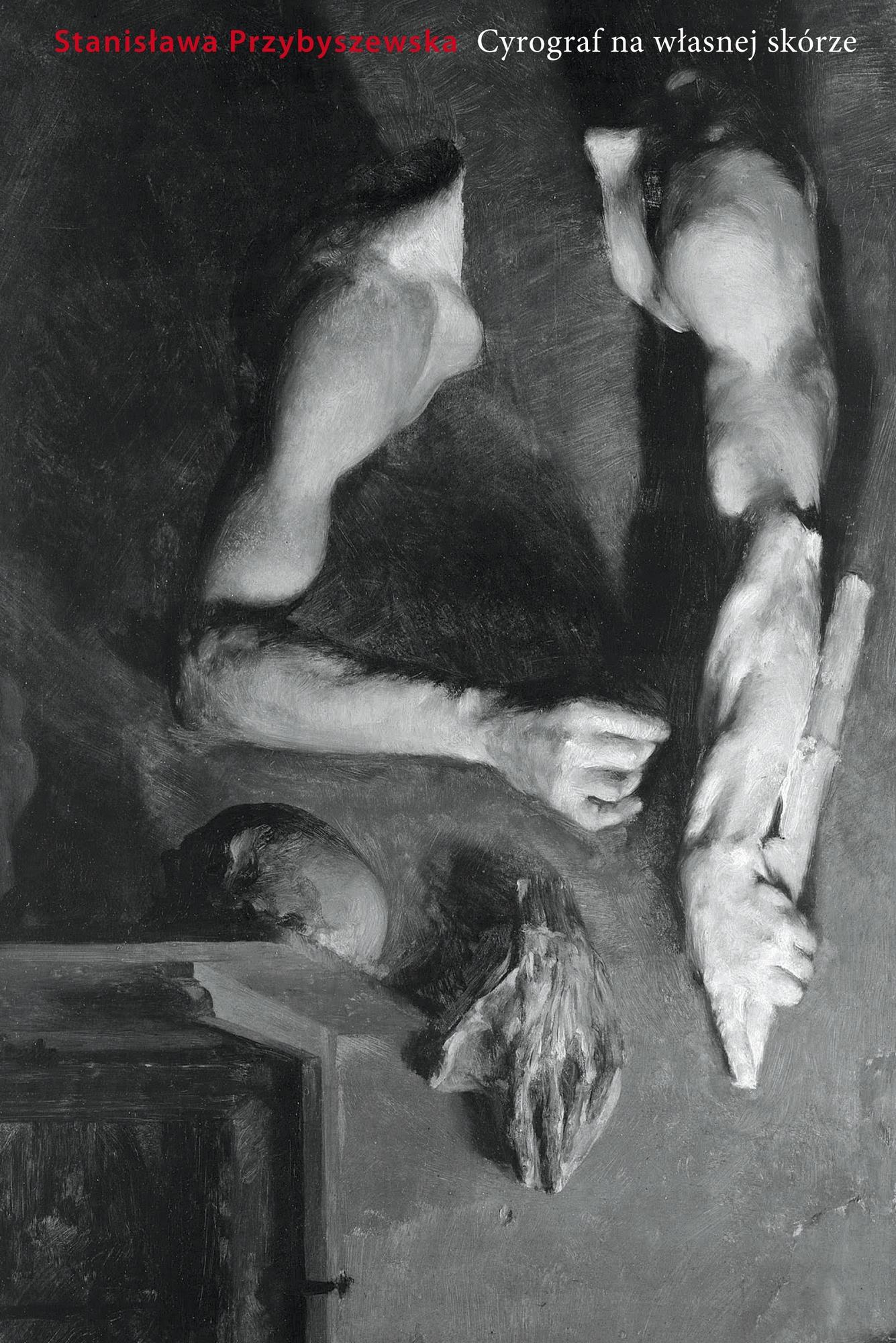 """Stanisława Przybyszewska, """"Cyrograf na własnej skórze i inne opowiadania"""" – okładka (źródło: materiały prasowe wydawcy)"""